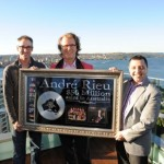 $50 Million in Australian Sales Award to Andre Rieu