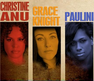 paulini, christine anu, grace knight