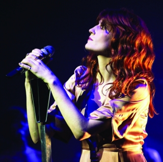 florence and the machine at hackney empire