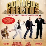 Comicus Erectus comes to a Comedy Festival near you!