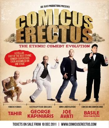Comicus Erectus