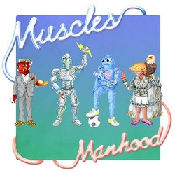muscles manhood