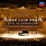 Live in Zaragoza – Jorge Luis Prats