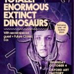 One Off Sydney Show for TOTALLY ENORMOUS EXTINCT DINOSAURS