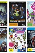 kids dvds