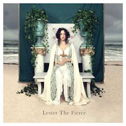 Lester The Fierce EP art