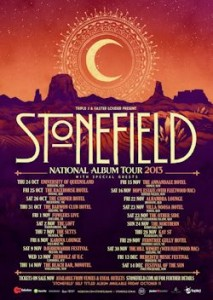 Stonefield Album Tour - Revised With New Dates (Web)