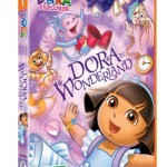 WIN: Dora in Wonderland and Let's Learn 1,2,3s