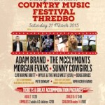 2015 Snowy Mountains Country Music Festival