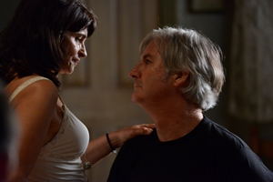 10_STALKHER - Kaarin Fairfax (Emily) and John Jarratt (Jack) - Emily and Jack and the quiet before the storm