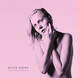 alice night album cover