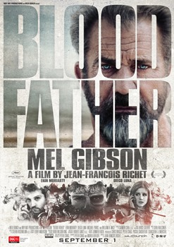 Blood Father_A4 Poster
