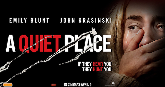 New Movie: A Quiet Place