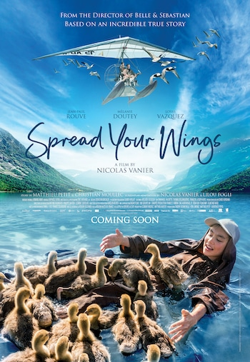 spread your wings movie